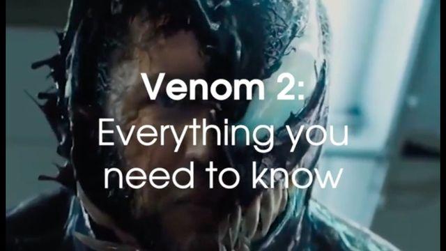 Venom 2 Plot Cast Release Date Spoilers Spider Man Cameo