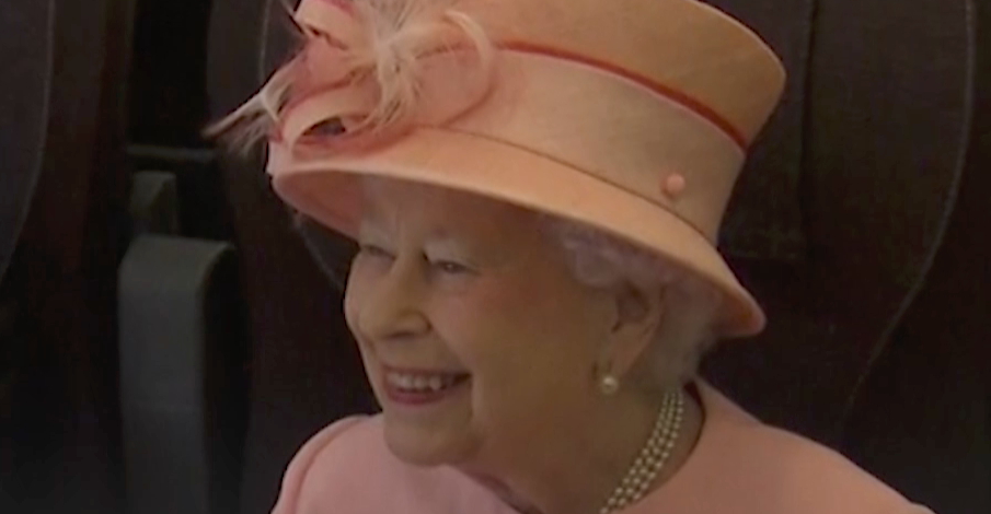 Here's What the Queen Really Said to Princess Anne in That Viral Shrug Video