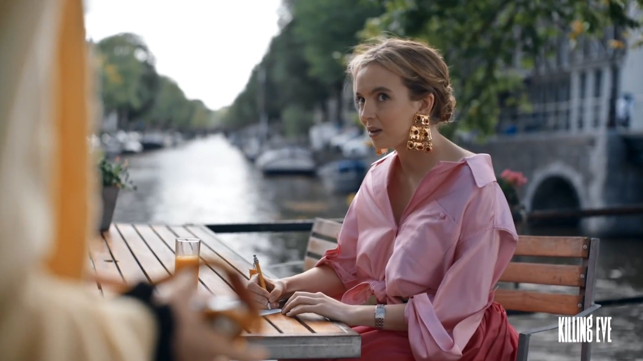 """Fans praise """"amazingly creepy"""" new character in Killing Eve"""
