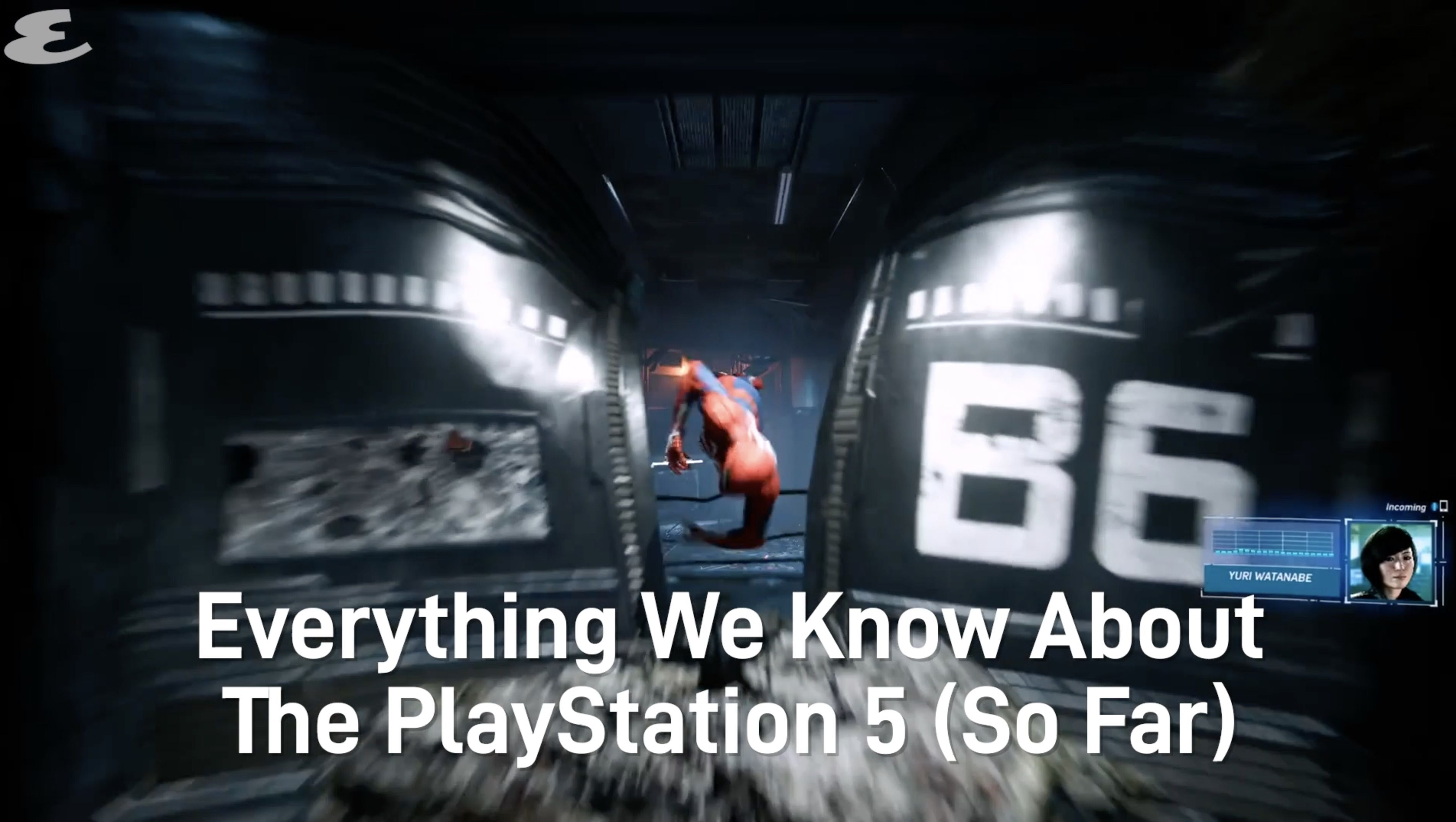 We Just Got A Huge Hint To What The First Big PS5 Game Will Be