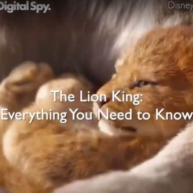Lion King 2019 Cast Trailer Release Date And Songs