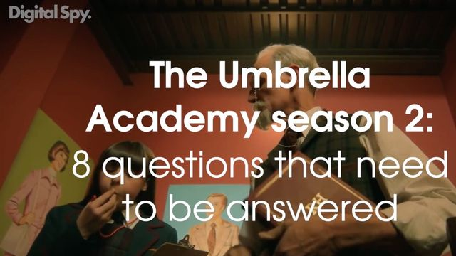 8 big questions The Umbrella Academy season 2 needs to answer