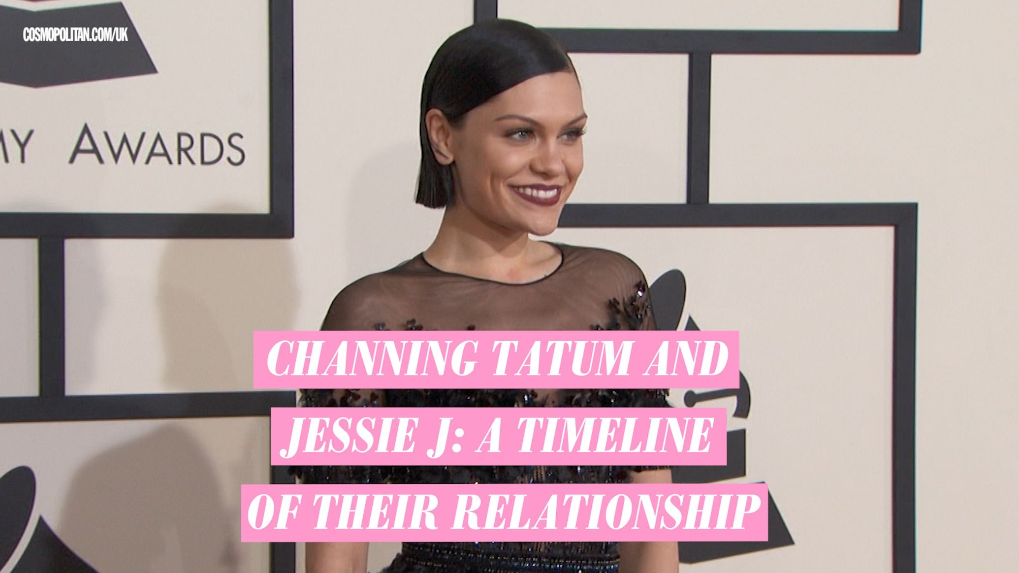 Channing Tatum And Jessie J Are Back Together After Their Secret Breakup In November
