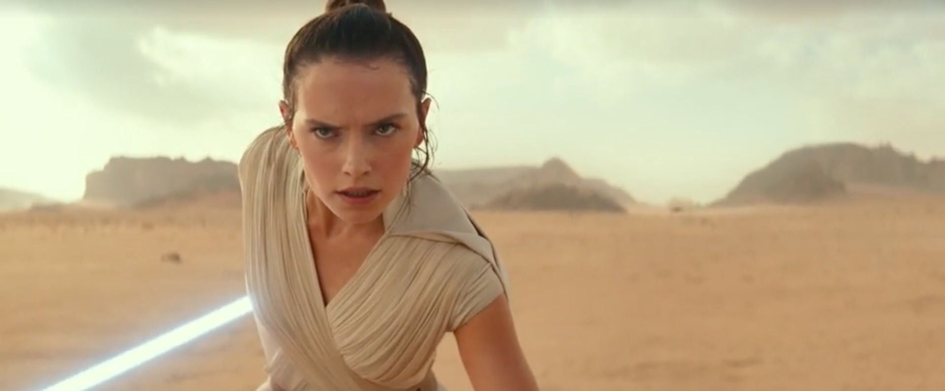 "Star Wars: The Rise of Skywalker's Daisy Ridley says former director Colin Trevorrow's version was ""very different"""