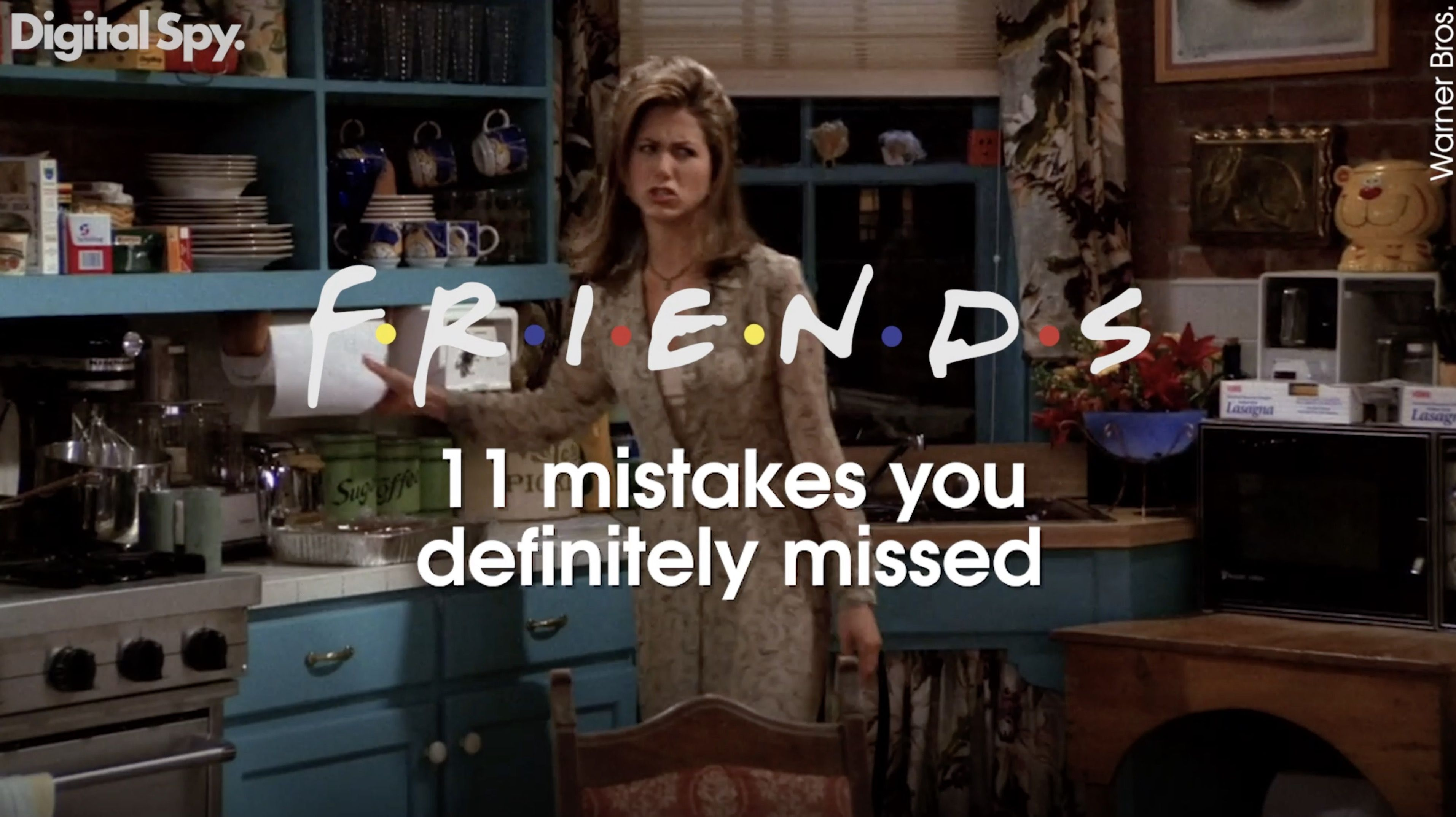 One of the main Friends characters was almost written out of the show