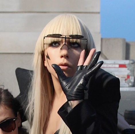 Lady Gaga Got Cozy With Someone New on New Year's Eve in Vegas