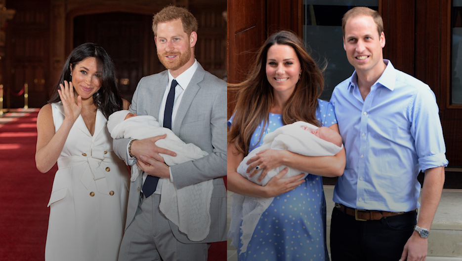 Whoa, Prince William and Prince Harry Legit Weren't Speaking Before Archie's Birth