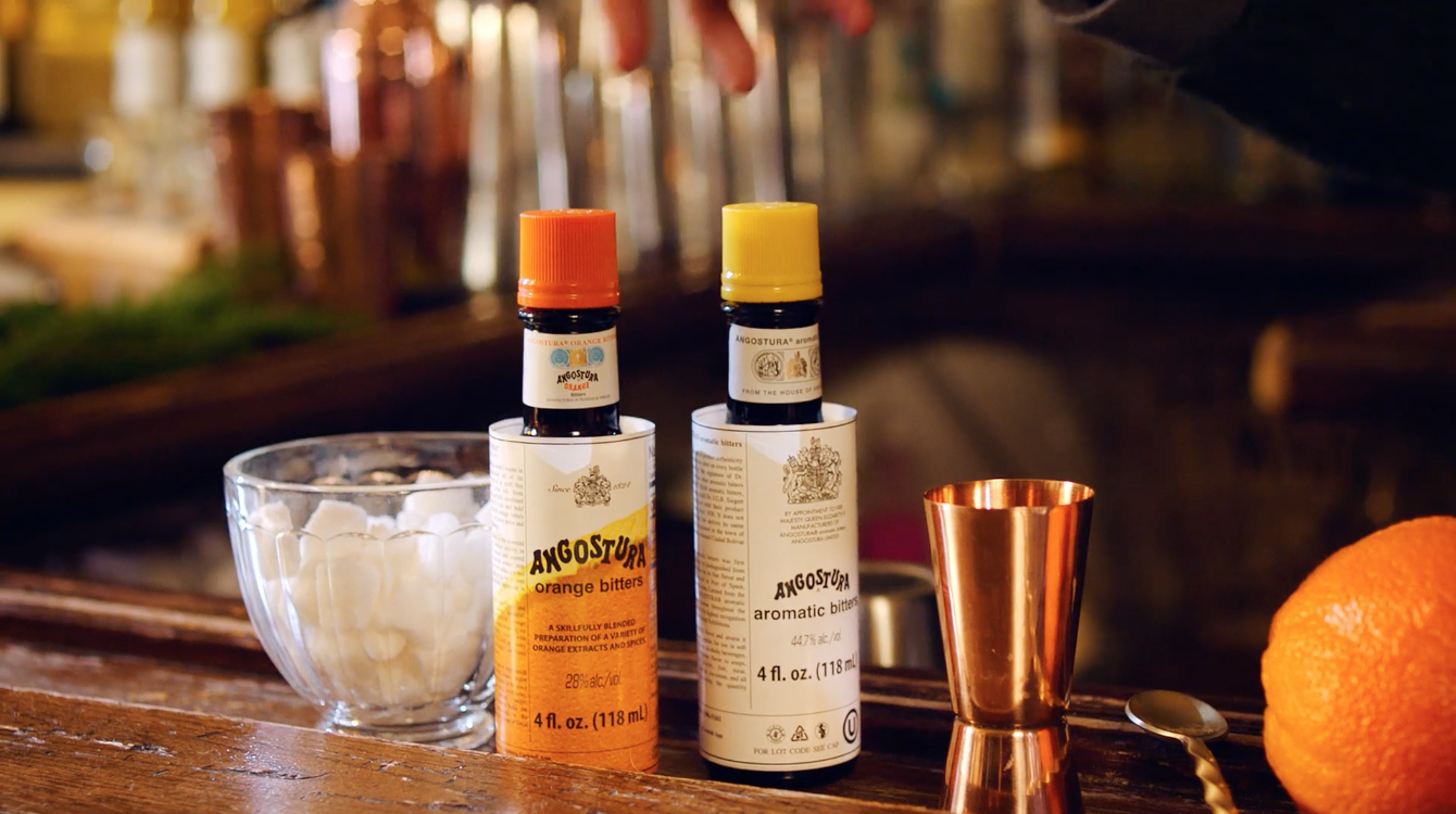 Step Up Your Holiday Cocktail Game With Three Bitters-Infused Drinks