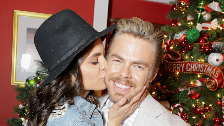 Derek Hough And His Girlfriend Might Be The Best Dancing Couple On TV