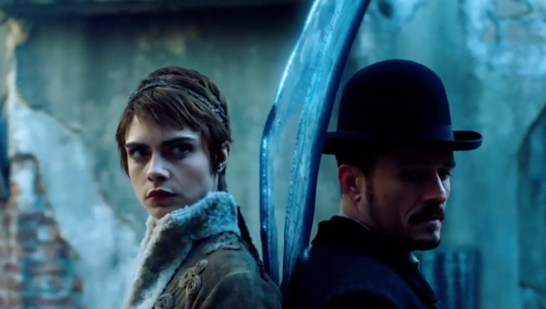 Carnival Row: Why we're so excited for Cara Delevingne's mystical drama