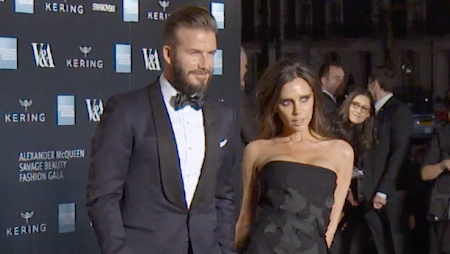 Victoria Beckham's Family Adorably Supports Her at London Fashion Week