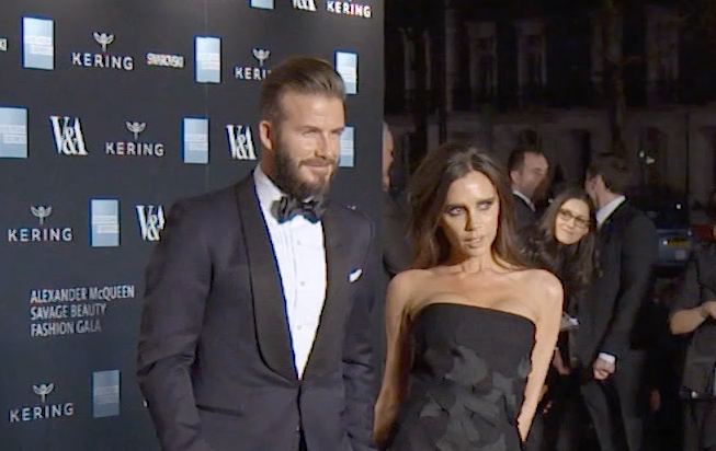 Victoria Beckham Just Revealed The Secret To Her 20-Year Marriage With Husband David Beckham