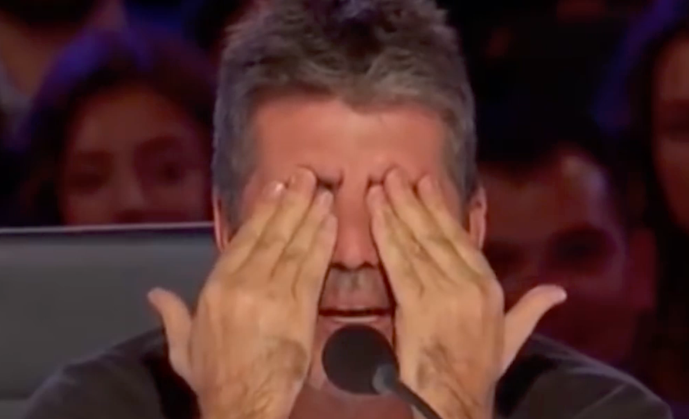 Did 'AGT' Judge Simon Cowell Totally Shade Pentatonix Last Night? Fans Say Yes