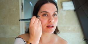Danielle van Grondelle's anti-jetlag beauty routine