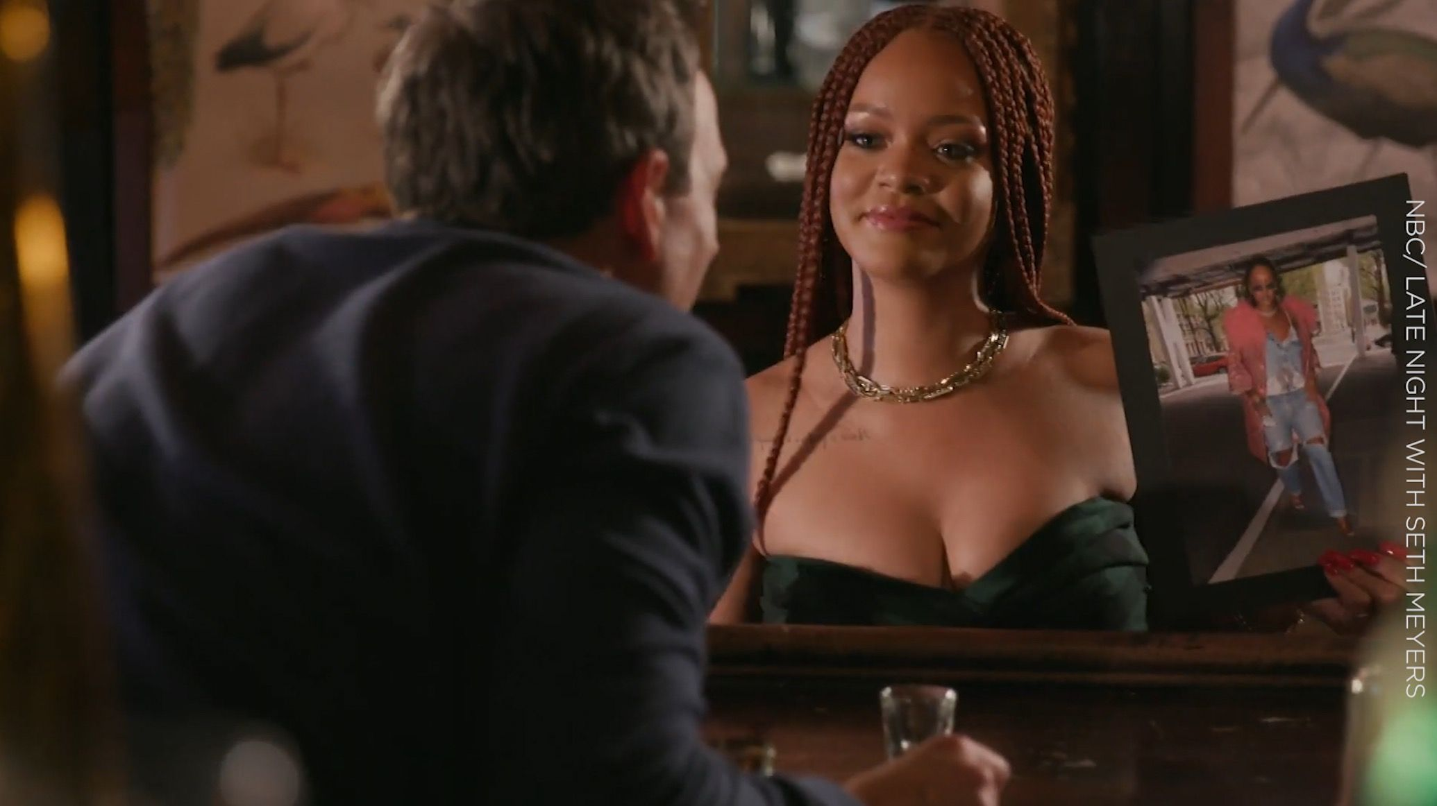 Seth Meyers Claims To Have Found The One Thing Rihanna Can't Do