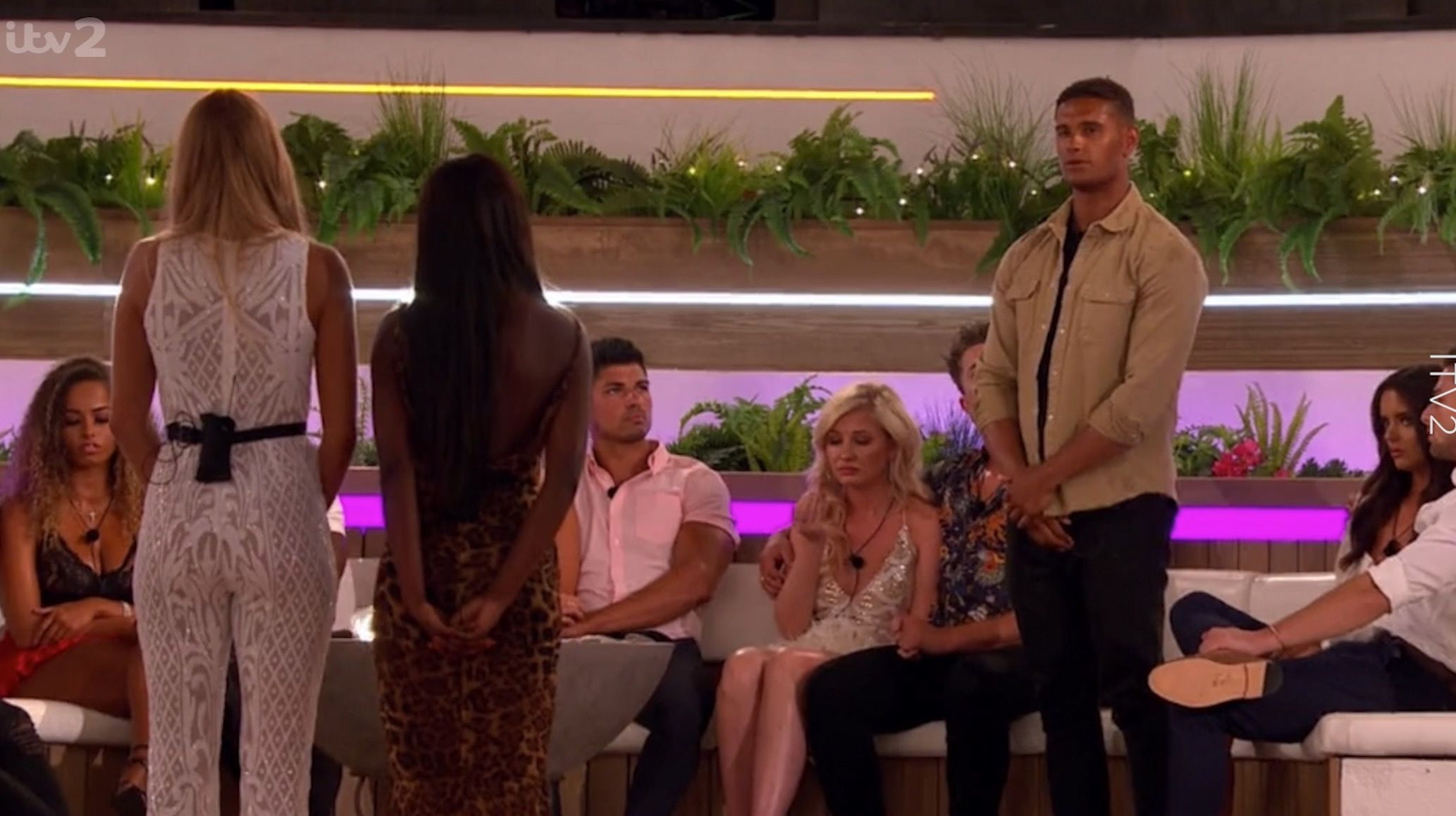 Love Island sparks racism row with on-air comment about Yewande Biala's exit