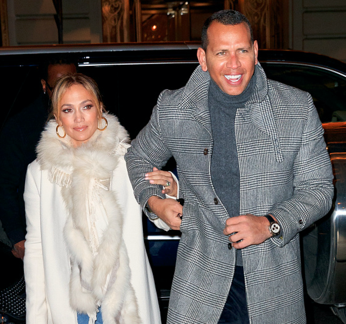 Jimmy Fallon Played A-Rod That Old Footage of Him Saying J.Lo Is His Dream Date