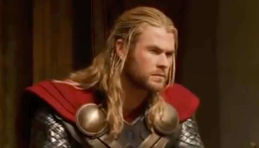 Chris Hemsworth Says the Script for 'Endgame' Was Never Fully Finished