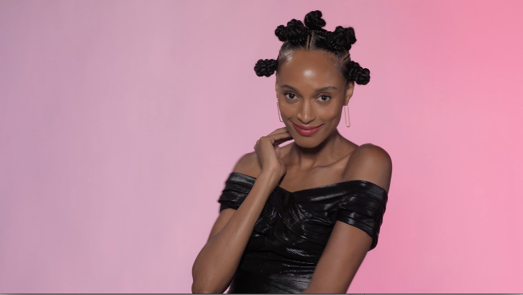 'The Braid Up': How to Create These Bantu Knots