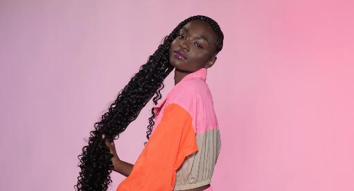 'The Braid Up': How to Create These Boho Monica Braids