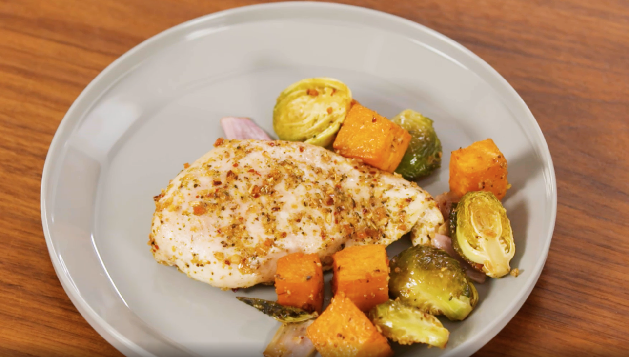 My Most Delish: Farmer's Market Chicken & Vegetables