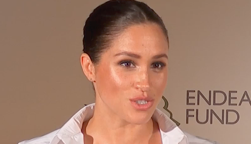 Meghan Markle Opens Up About Struggling With Tabloid Scrutiny in a New Video Interview