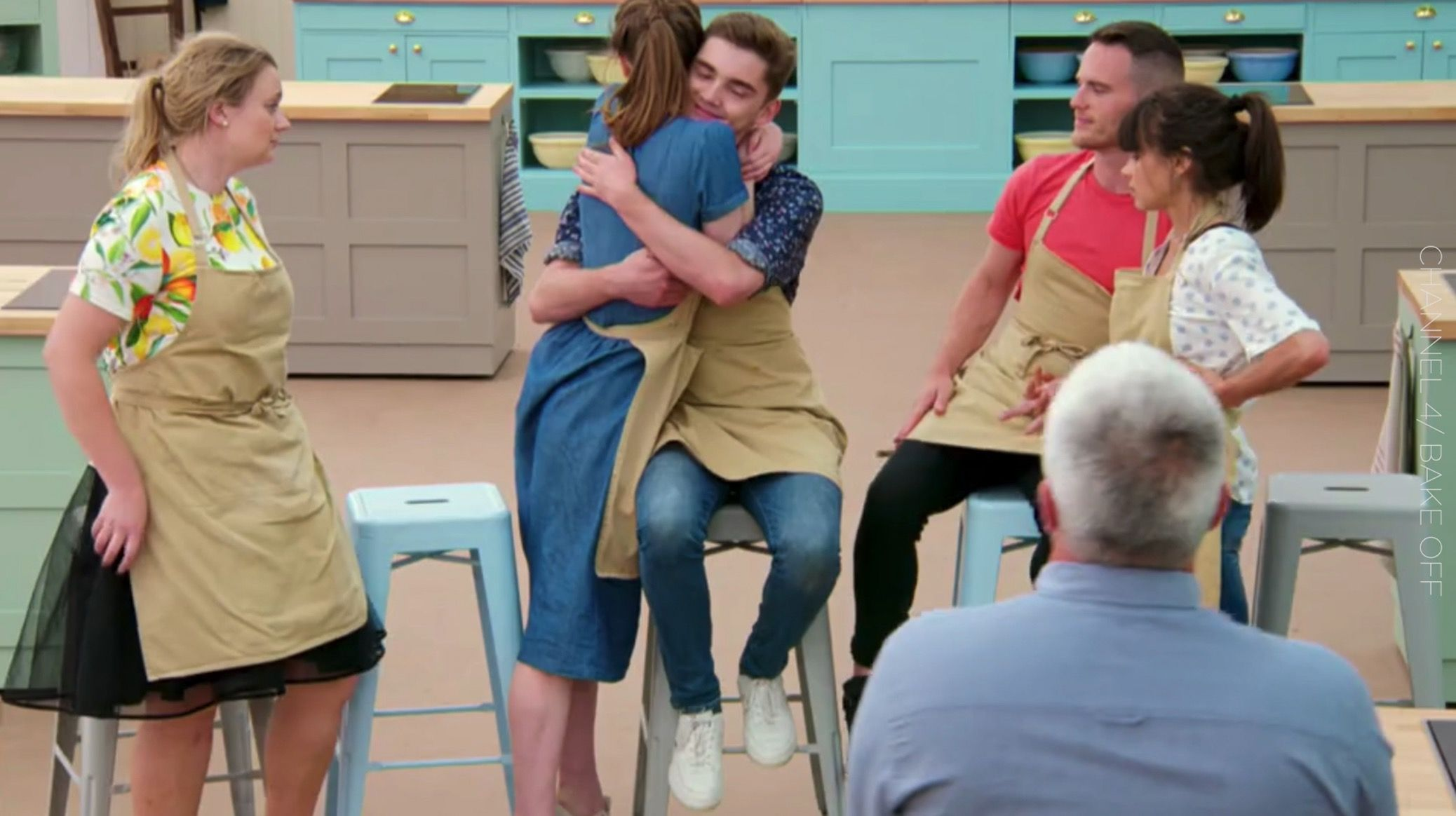 Great British Bake Off fans think Alice and Henry proved they were dating last night