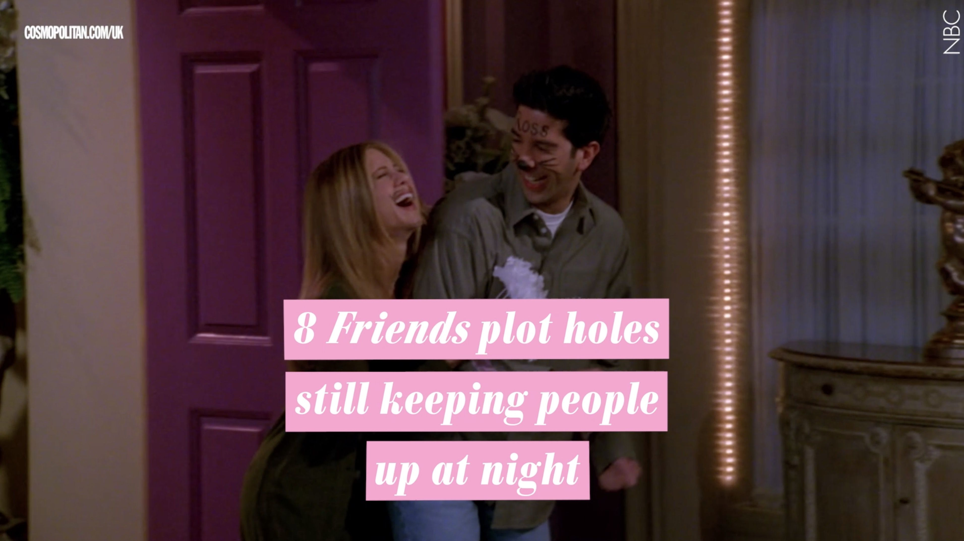 A Friends reunion could finally be happening