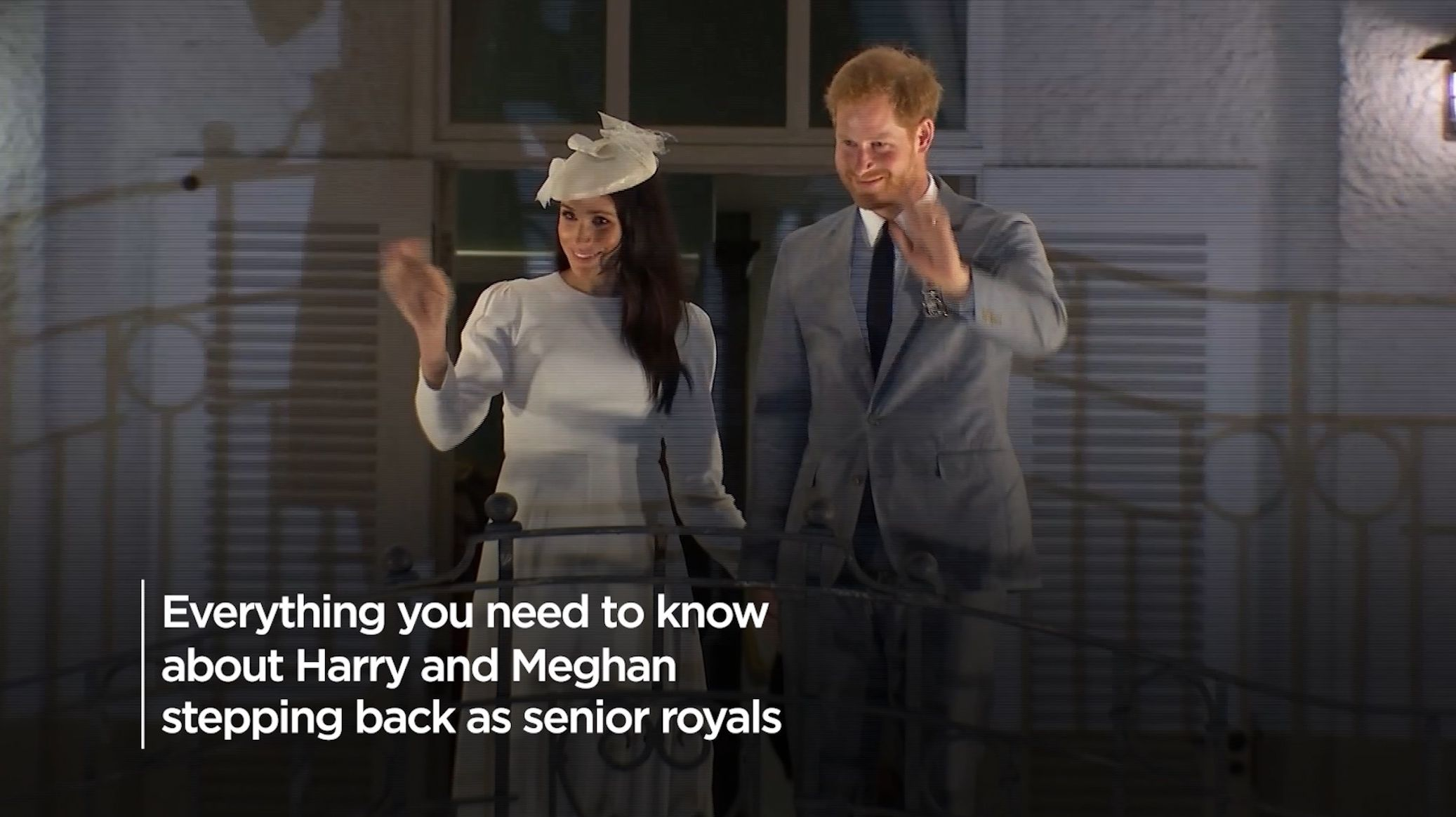 Meghan Markle And Prince Harry Reportedly Move To Los Angeles Following Canada Stay