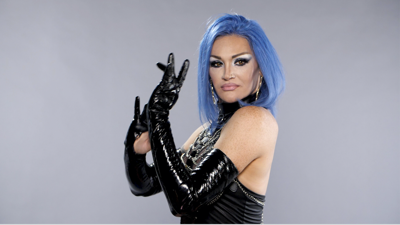 Watch Sonique Take Dominatrix Chic to the Next Level On 'Cosmo Queens'