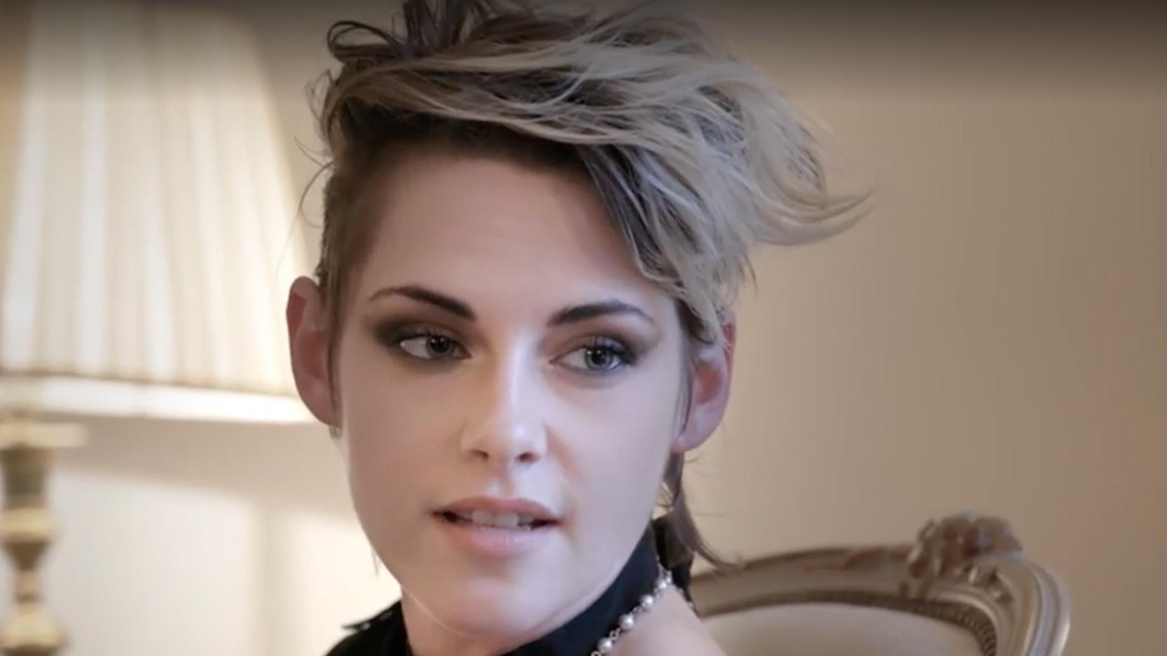 Kristen Stewart offers her take on Virginie Viard's new Chanel vision