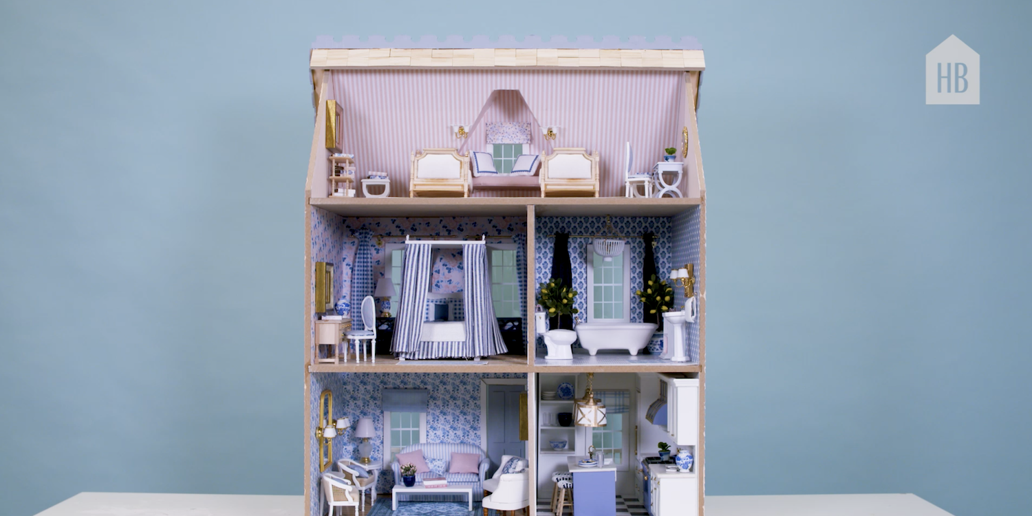Caitlin Wilson Creates a Miniature Version of Her Dallas Home