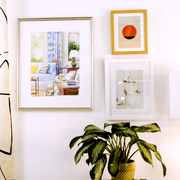 White, Room, Interior design, Wall, Furniture, Shelf, Houseplant, Plant, Home, Table,