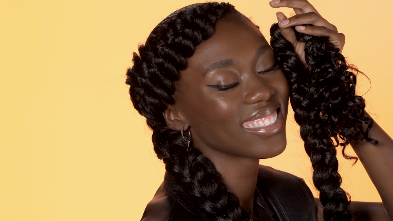 'The Braid Up': Exactly How to Recreate These Stunning Butterfly Braids
