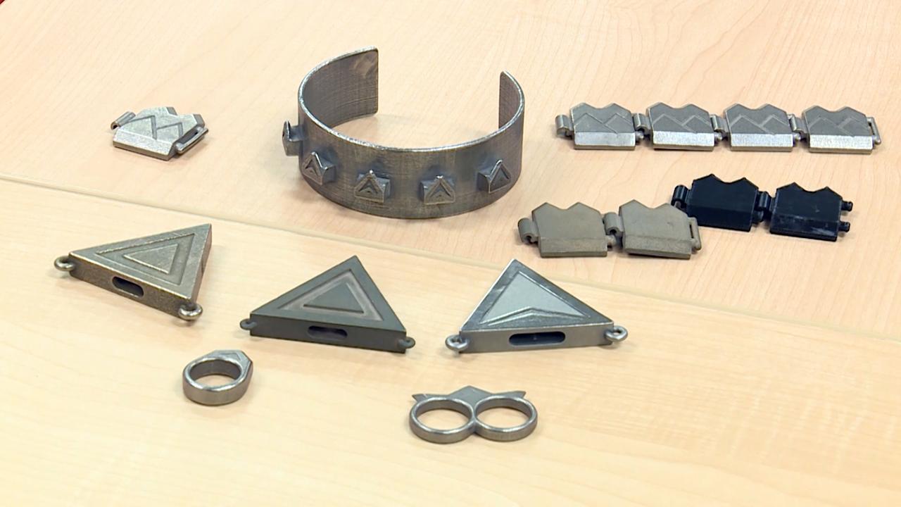 UA engineering student creates self-defense jewelry line 997fc52656