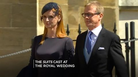 My Favorite Wedding Cast.The Suits Cast Arrives In London Ahead Of The Royal Wedding
