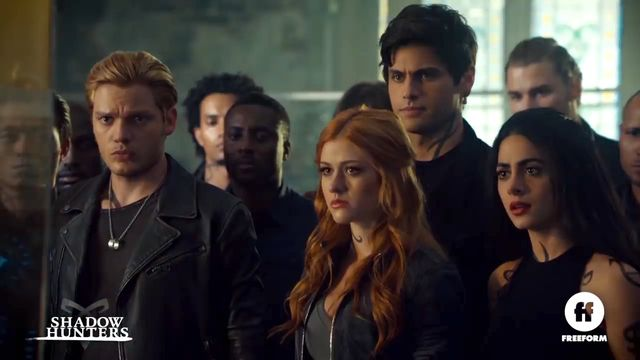 Here's what was going to happen in Shadowhunters season 4