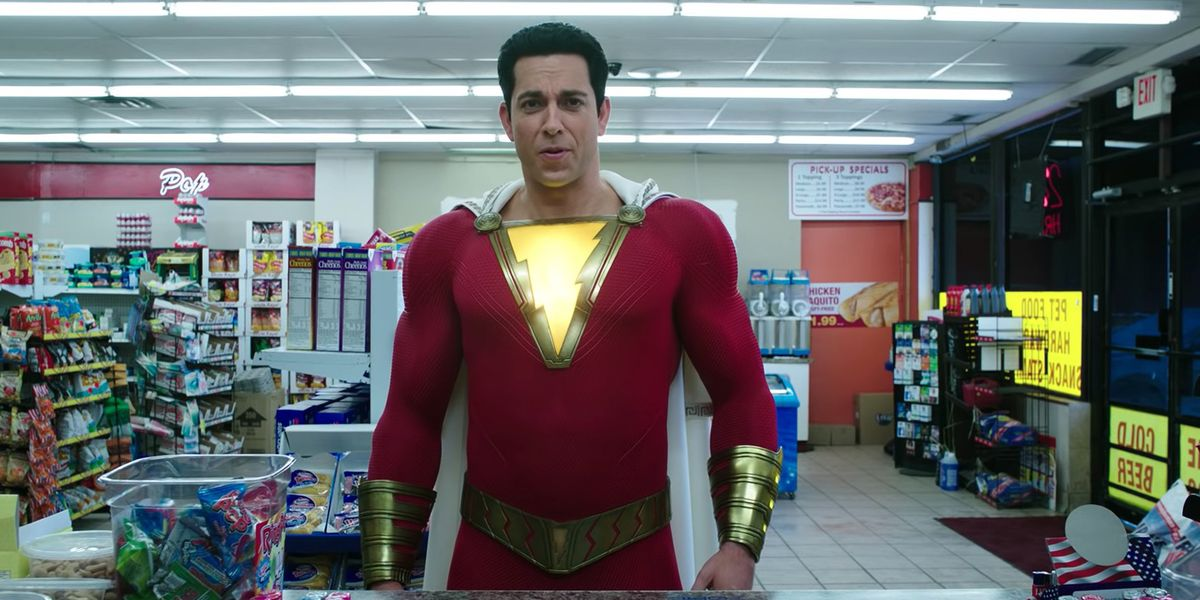 Shazam!'s first reviews are in – what do the critics have to say?