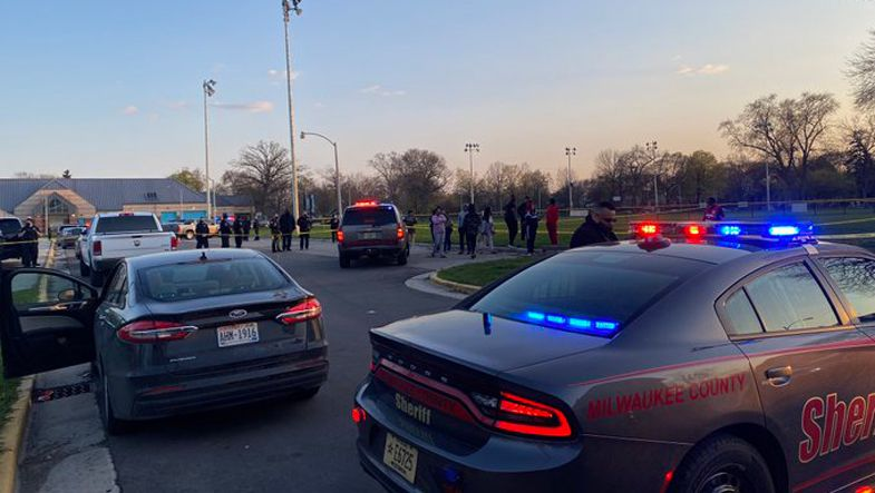 17-year-old shot, killed at Sherman Park basketball court