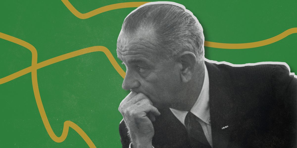 Voices of Voting: President Lyndon B. Johnson on the American Problem