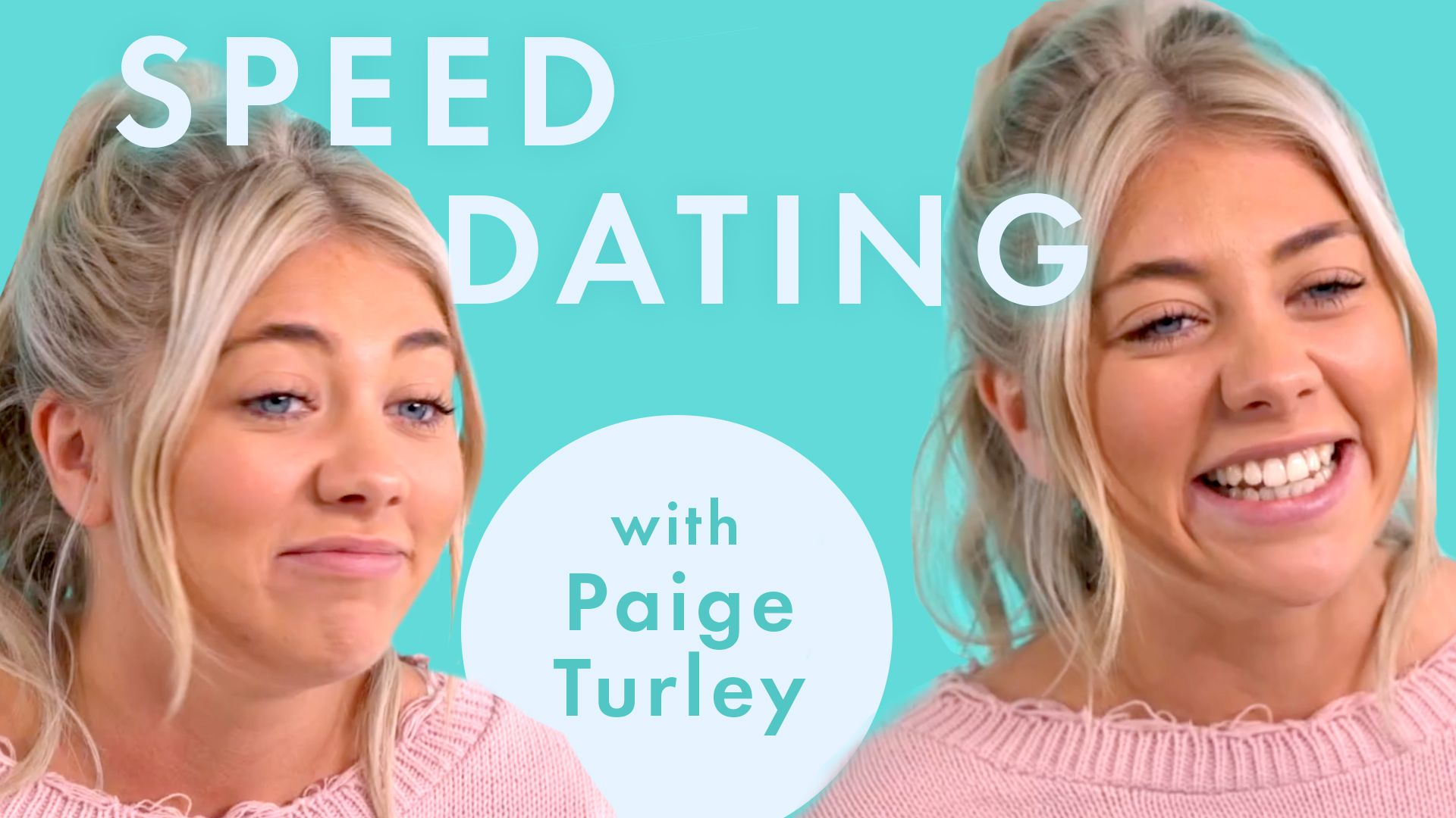 Paige Turley reveals how she landed a place on Love Island