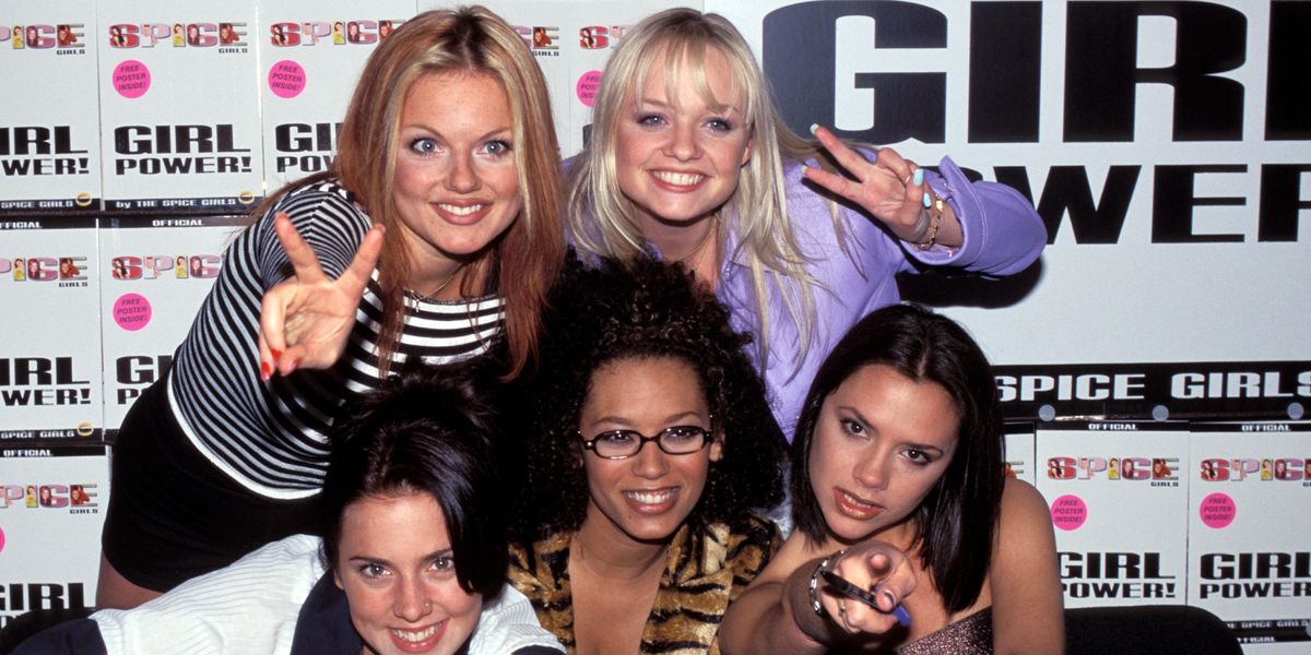 The Spice Girls Definitely Aren't Touring and I'm Not Crying You Are