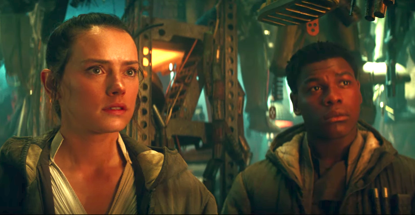 Star Wars fans are freaking out over Rise of Skywalker returning to an iconic location