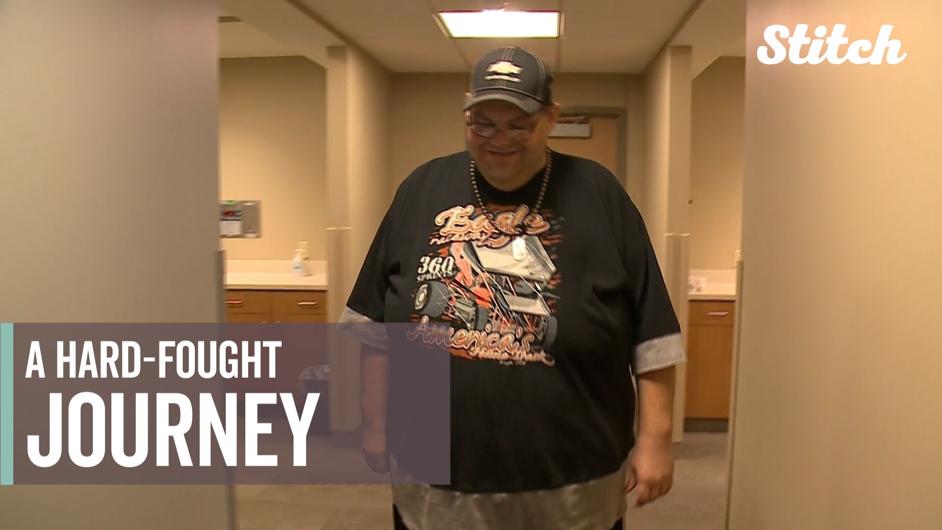 Don T Give Up Man S 800 Pound Weight Loss Journey Inspires Others