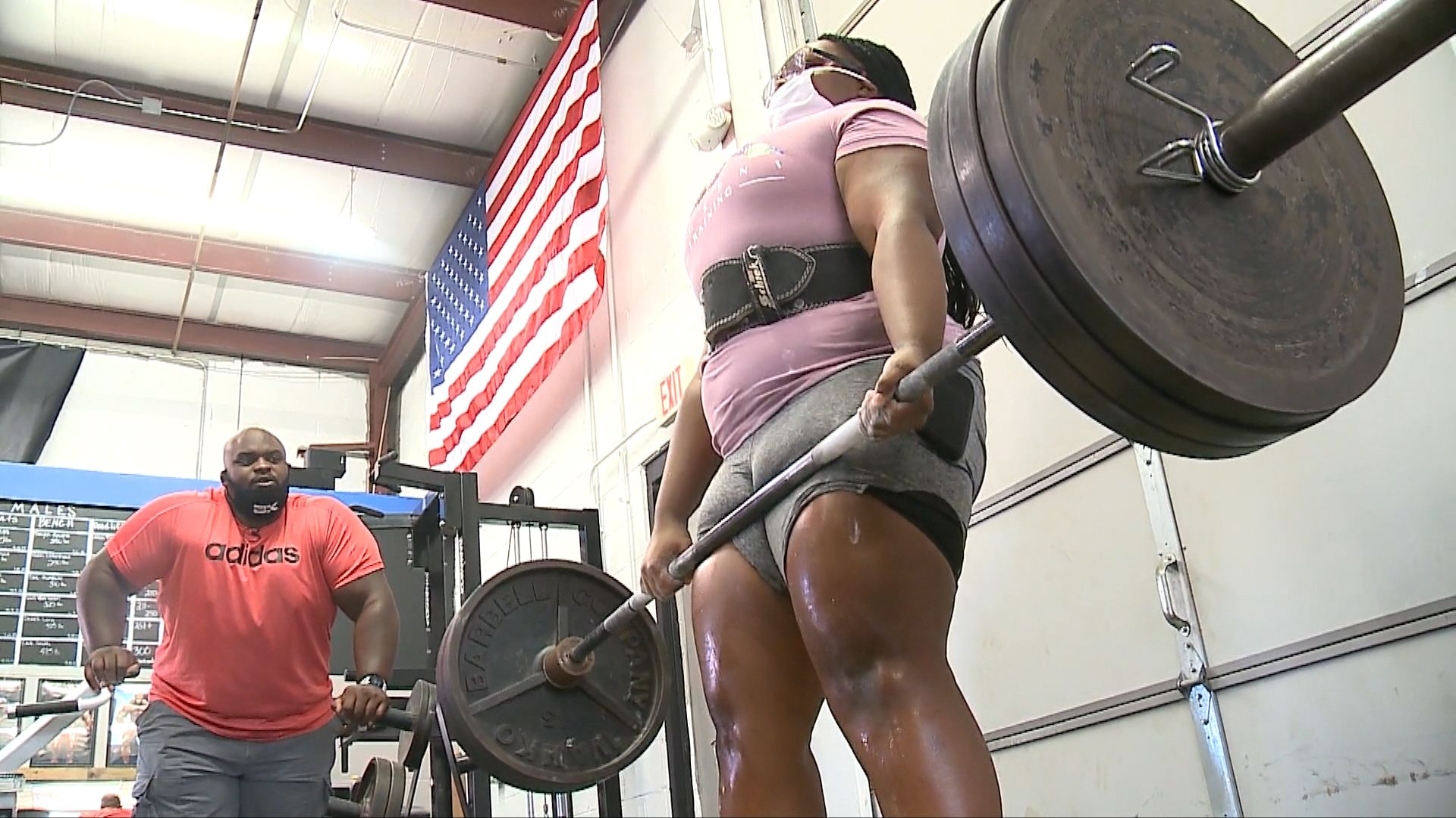 Stitch Black-owned gym trains student athletes