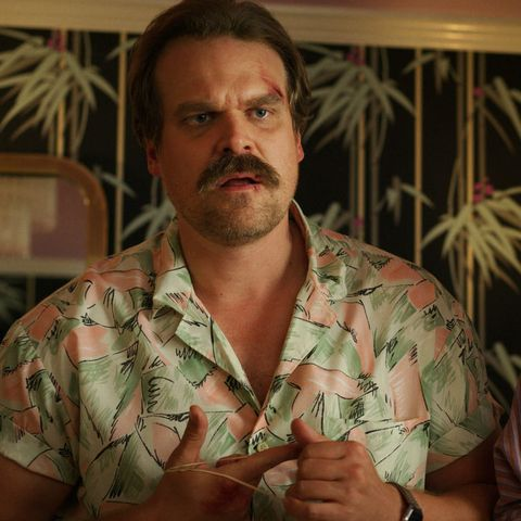 Fans Call Out Hopper's Toxic Masculinity in 'Stranger Things 3'