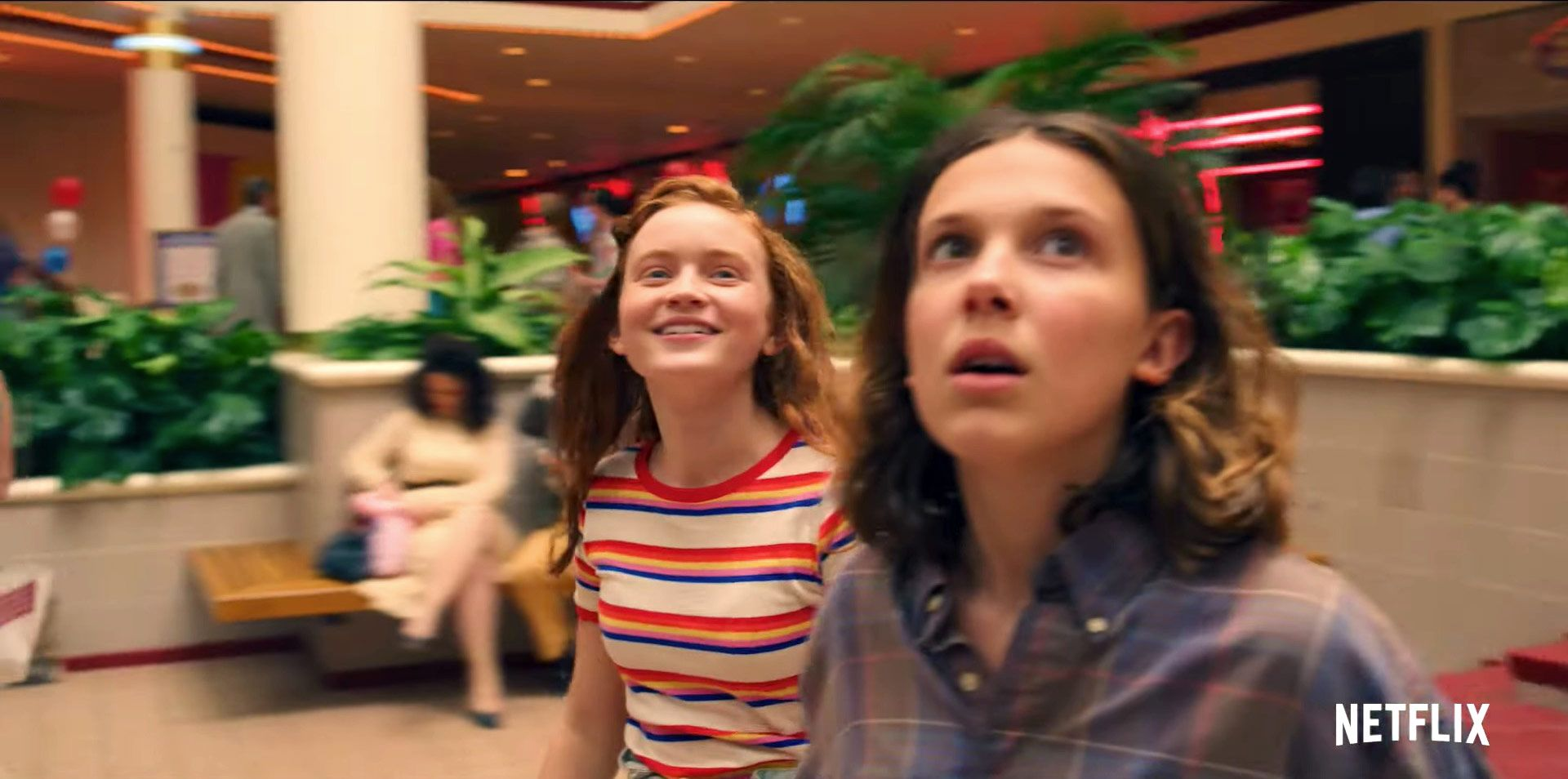 'Stranger Things 3' Promises to Be Funny, Harrowing, and Full of '80s References