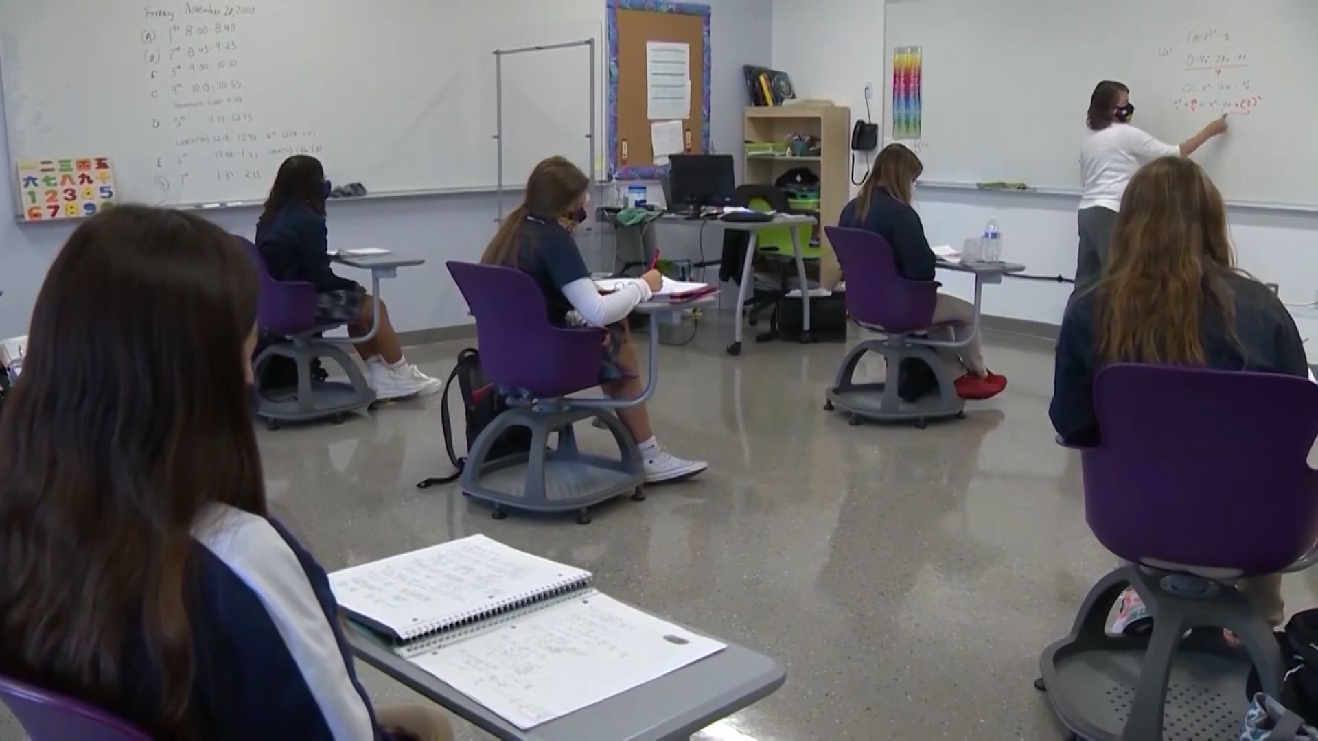 CDC making new push to get students back into classrooms