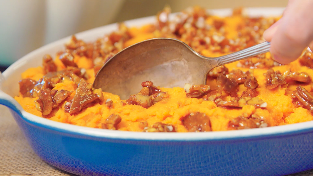 This Sweet Potato Casserole Recipe Uses Just 5 Ingredients
