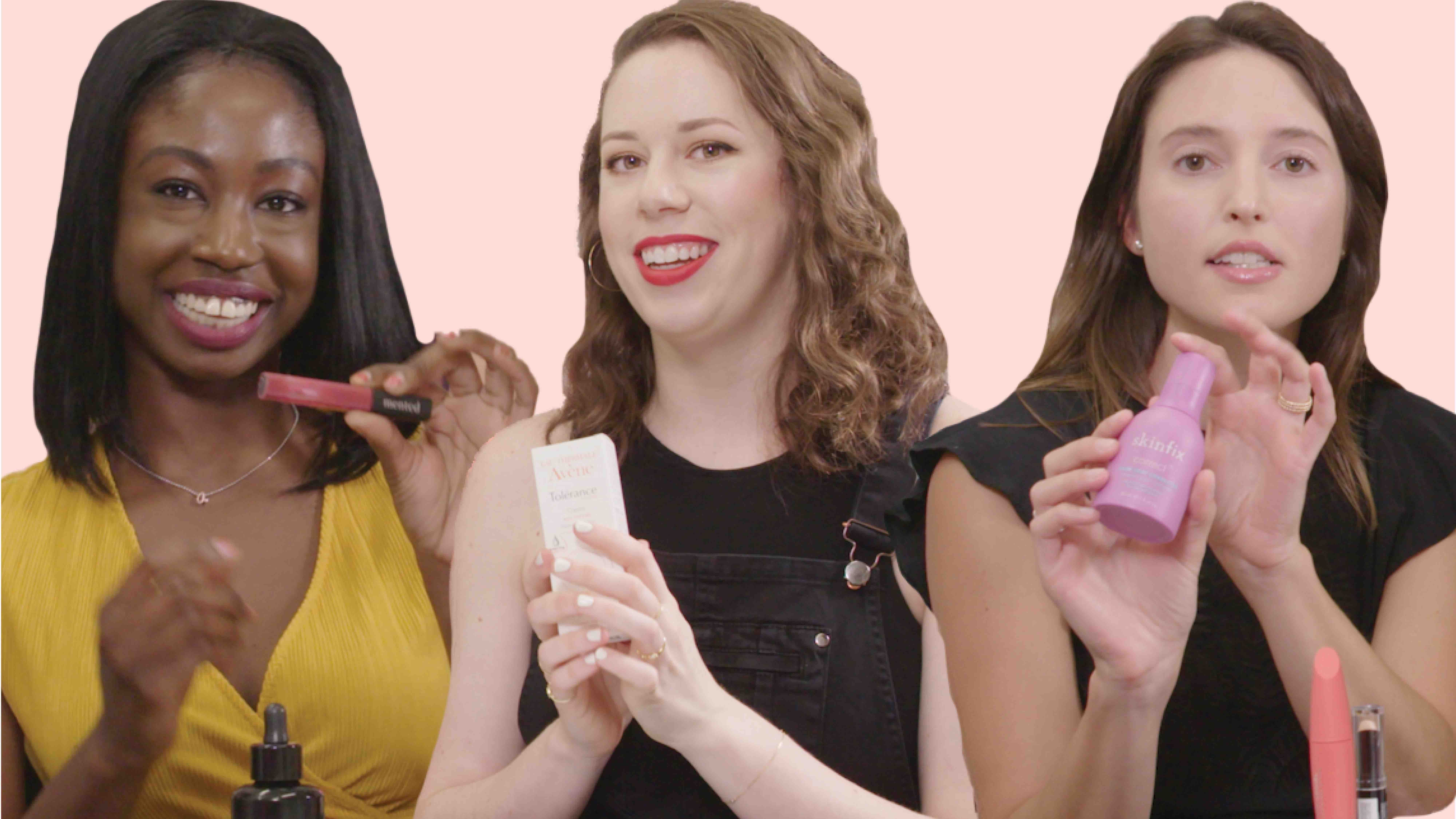 Welcome to Sh*t We Stole, Cosmopolitan's New YouTube Beauty Show